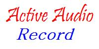 Click to view Active Audio Record Component 2.0.2012.1101 screenshot
